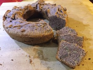 Low-Carb Walnussbrot - Brot backen im Omnia Backofen