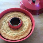 Kuchenboden im Omnia gebacken